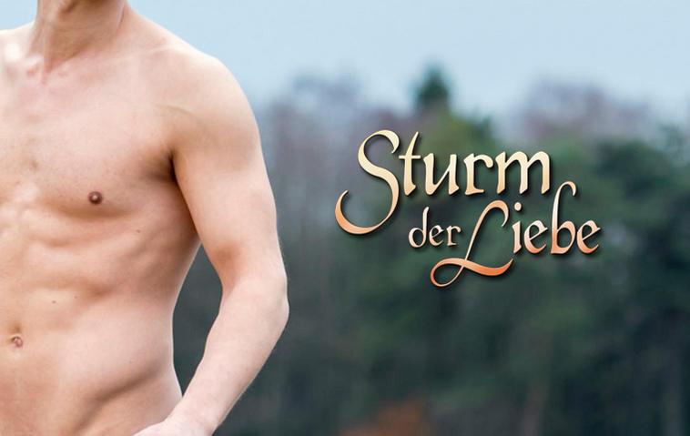 """Bei """"Sturm der Liebe"""" wird es sexy"""