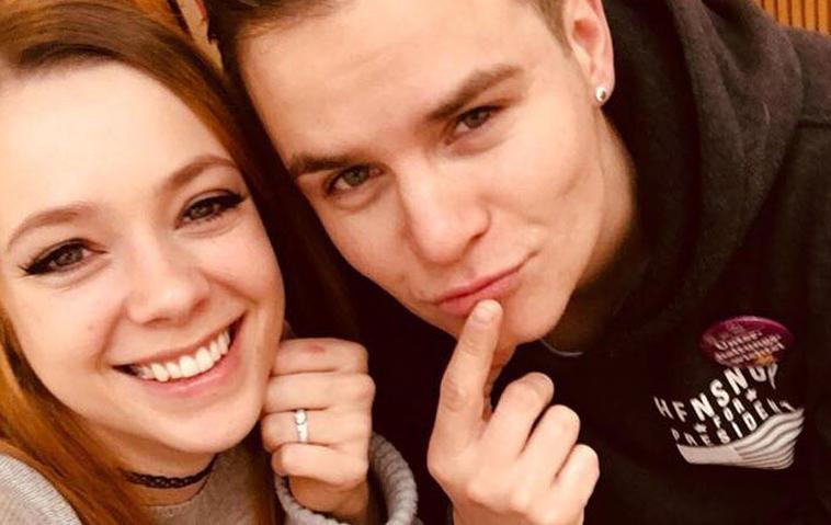 BTN-Star Anne Wünsche: Brautkleid-Foto!