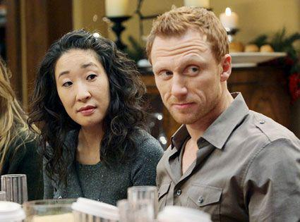 Cristina Yang und Owen Hunt Grey's Anatomy