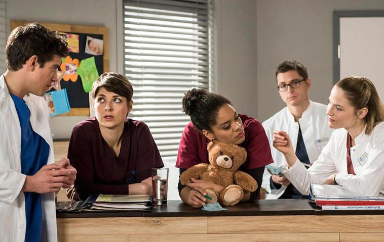 Die jungen Ärzte - In aller Freundschaft
