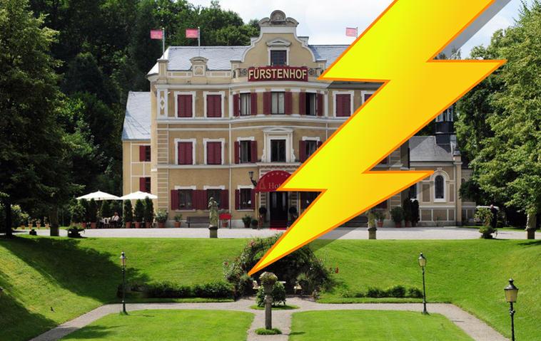 Sturm der Liebe: Schwerer Unfall am Fürstenhof