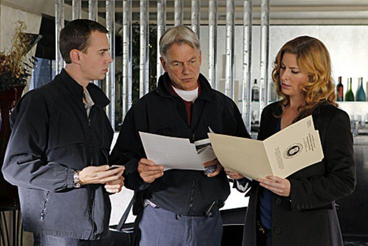 Navy CIS NCIS Cast