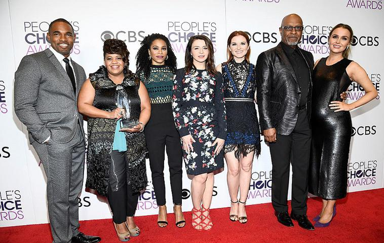 Grey's Anatomy Cast - Staffel 14