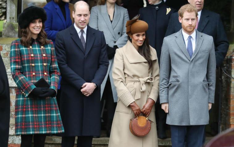 Herzogin Kate und Meghan Markle: Überraschender Auftritt