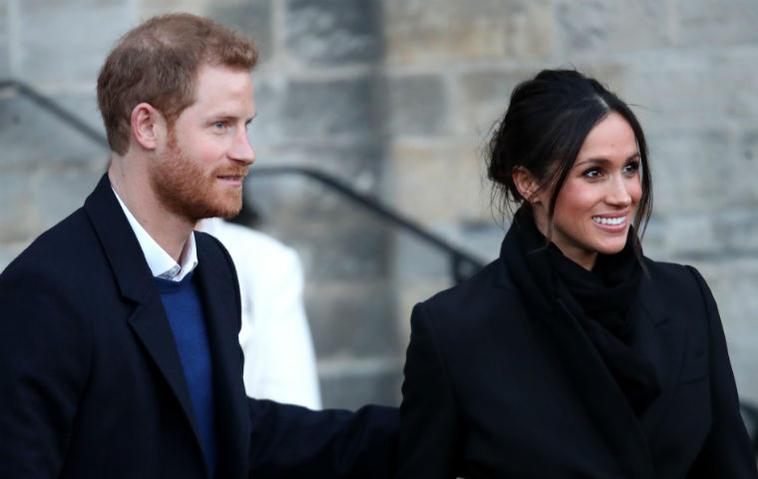 Meghan Markle und Prinz Harry: Neue Details zur Hochzeit