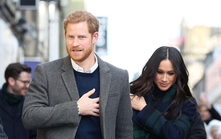 Meghan Markle u Prinz Harry