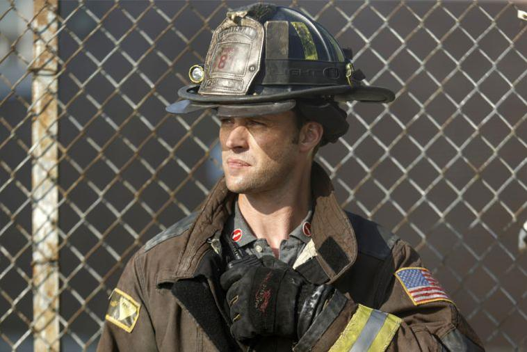 Chicago Fire Casey