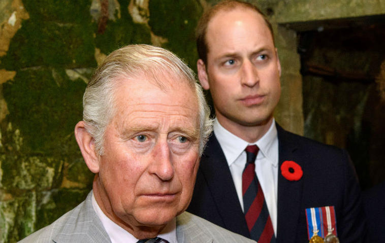 harry und william streit