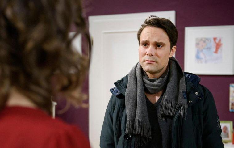 """Tina und David bzw. Carsten bei """"Sturm der Liebe"""""""