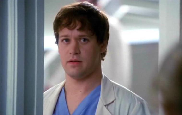 """""""Grey's Anatomy"""": George O'Malley - T.R. Knight"""
