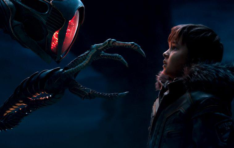 """Lost in Space"" bei Netflix"
