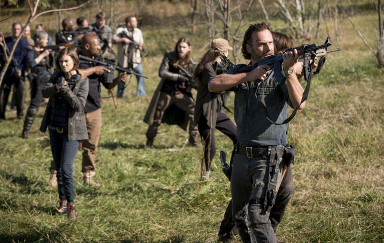 Walking Dead Staffel 8 Folgen