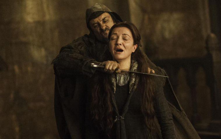 """""""Game of Thrones"""" Catelyn Stark"""