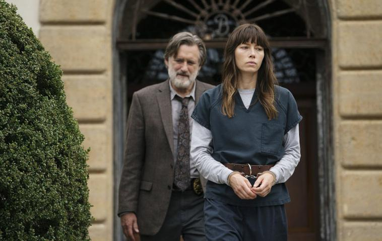 The Sinner Jessica Biel und Bill Pullman