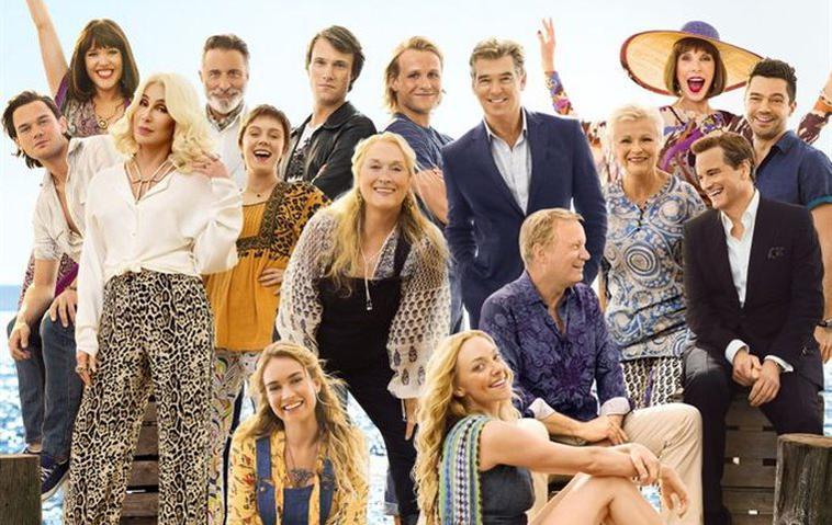Mamma Mia 2: Here we go again