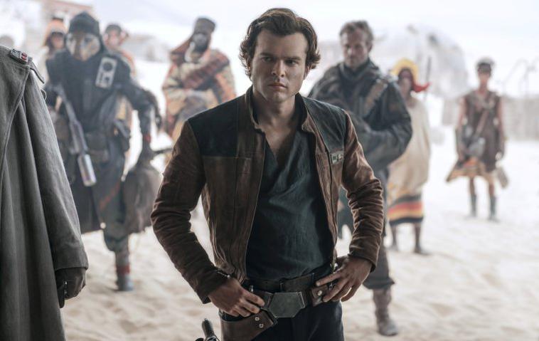Solo Star Wars Alden Ehrenreich
