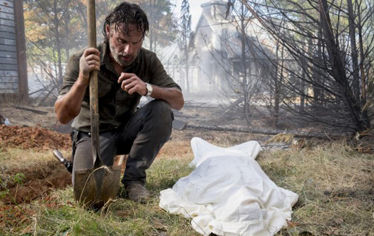 Andrew Lincoln verlässt The Walking Dead