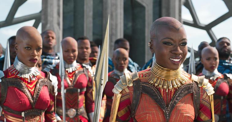 florence Kasumba Black Panther