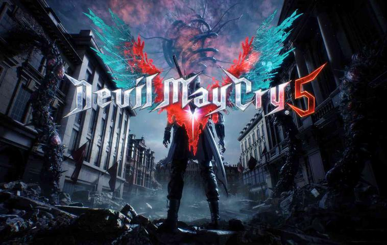 Devil May Cry 5 Poster E3 2018