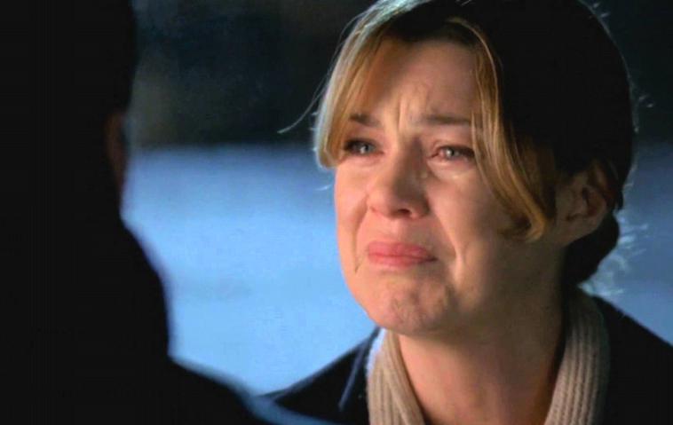 """Grey's Anatomy"": Meredith Grey (Ellen Pompeo)"
