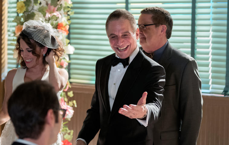 Tony Danza in der Netflix-Serie The Good Cop