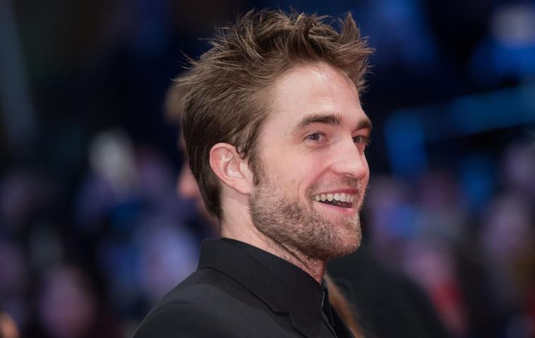 Robert Pattinson Damsel