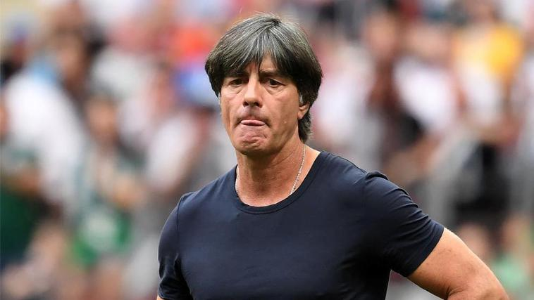 Jogi Löw WM 2018
