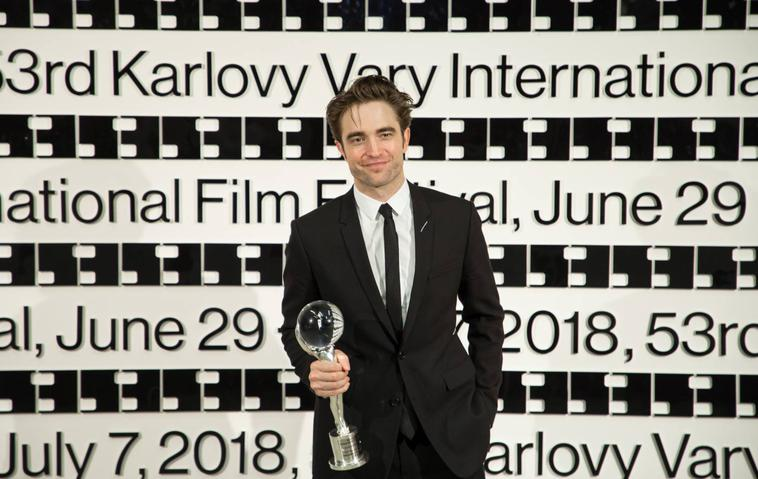 Robert Pattinson at KVIFF 2018