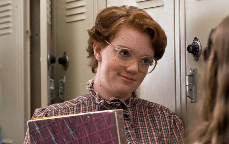 "Barb ""Stranger Things"" Shannon Purser"