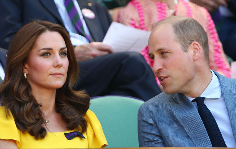 Herzogin Kate und Prinz William: Ehedrama!