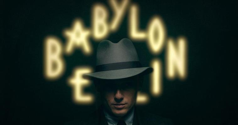 """Babylon Berlin"" Staffel 1"
