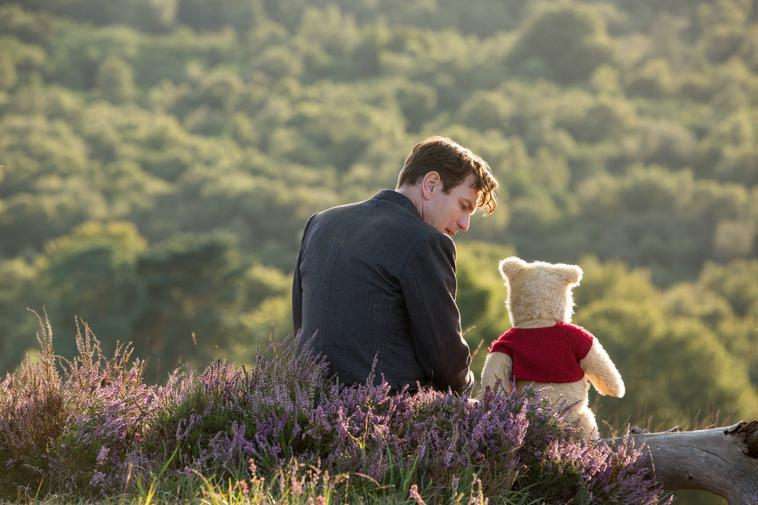 """Christopher Robin"" mit Ewan McGregor"