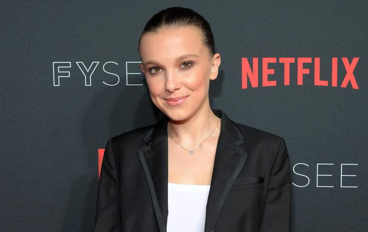 Stranger Things Star Millie Bobby Brown
