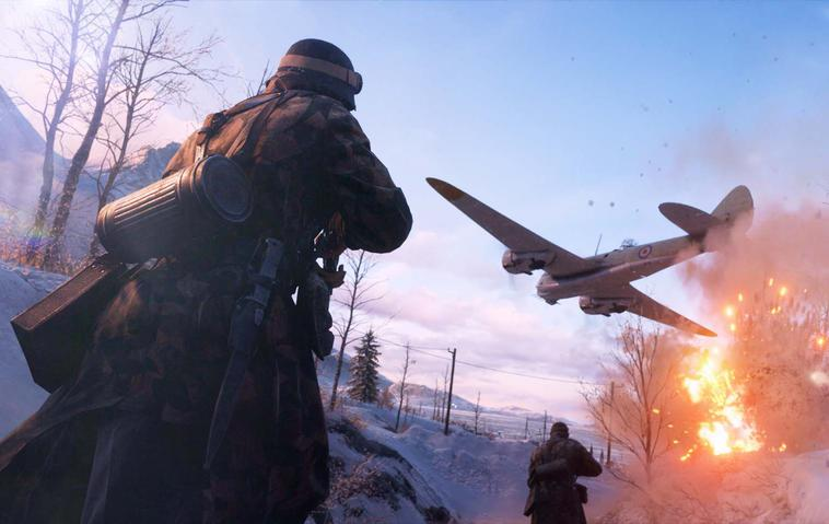 Battlefield 5 Gameplay EA DICE