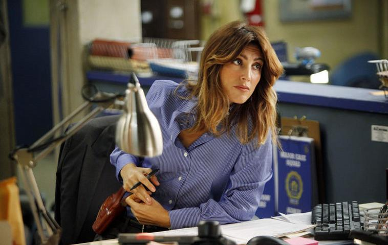 "Jennifer Esposito ""NCIS"" ""The Boys"""