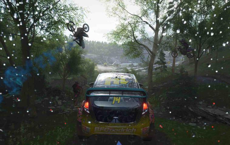 Forza Horizon 4k Gameplay