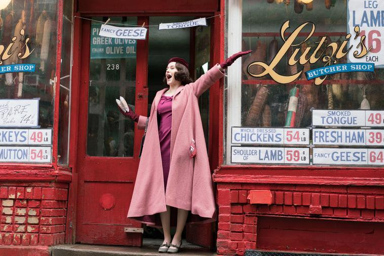 """""""The Marvelous Mrs. Maisel""""-Staffel 2: Start, Inhalt, Stream, Darsteller der neuen Folgen"""