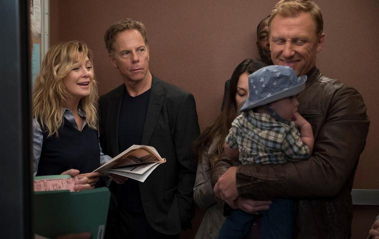"""""""Grey's Anatomy"""": Erste Bilder zu Staffel 15"""
