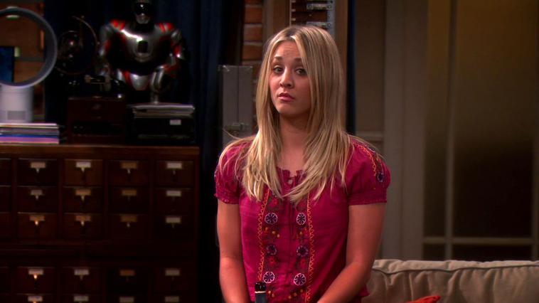 """The Big Bang Theory""-Star Kaley Cuoco: Am Boden zerstört!"