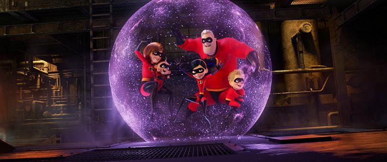 Incredibles 2 Die Unglaublichen 2
