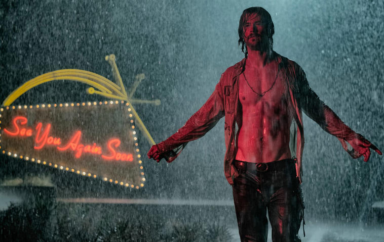 Bad Times at the El Royale: Chris Hemsworth