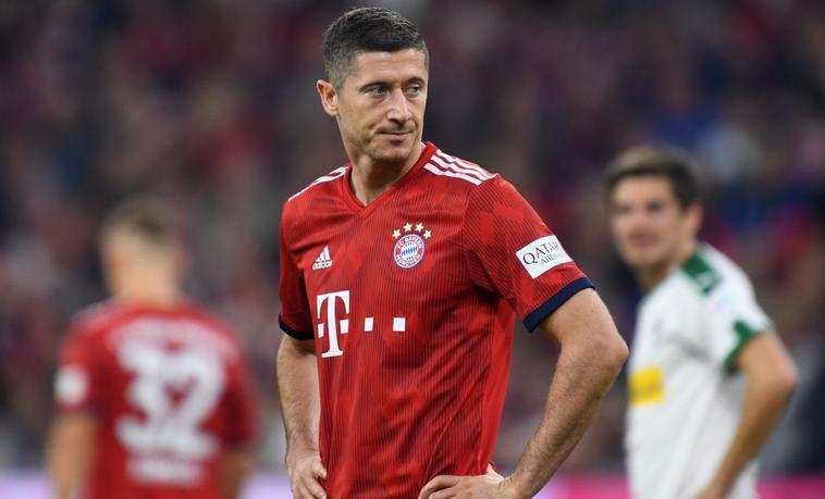 Robert Lewandowski und der FC Bayern München in der Krise