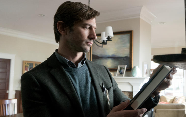 Spuk in Hill House: Michiel Huisman (Steven)