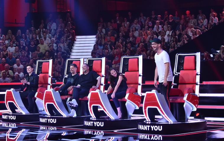 """The Voice of Germany""-Jury 2018"