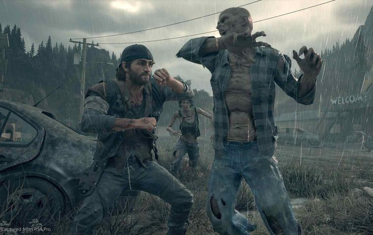 Days Gone auf PS4