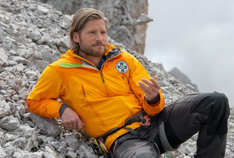 """""""Die Bergretter"""" Staffel 10: Interview mit Sebastian Ströbel """"Das ist auf jeden Fall nichts für Weicheier"""""""