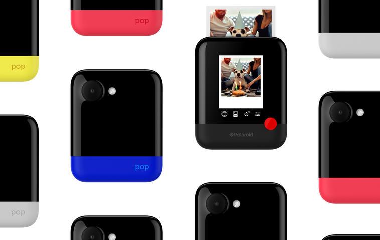 Gewinnt eine Polaroid Pop Instant Kamera!