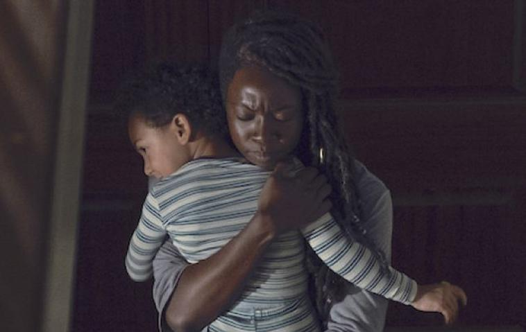 """The Walking Dead"": Ricks und Michonnes Kind - R.J. Grimes"