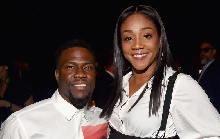 """Night School"": Interview mit Tiffany Haddish & Kevin Hart"