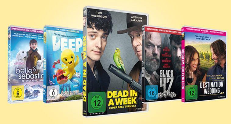 Gewinnt drei DVD-Sets von Ascot Elite Entertainment